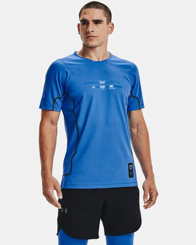 Men's UA x Virgin Galactic RUSH™ Short Sleeve
