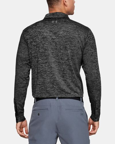 Men's UA Playoff 2.0 Long Sleeve Polo