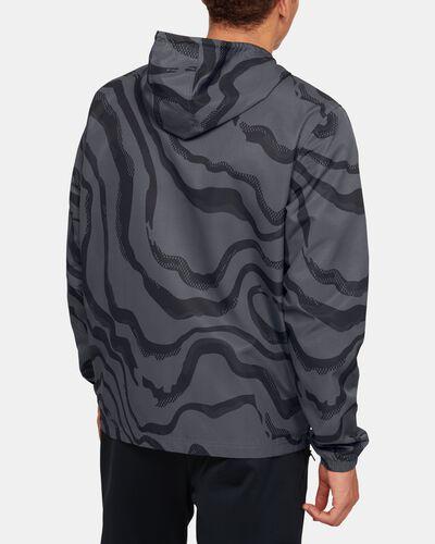 Men's UA Sportstyle Wind Printed Jacket