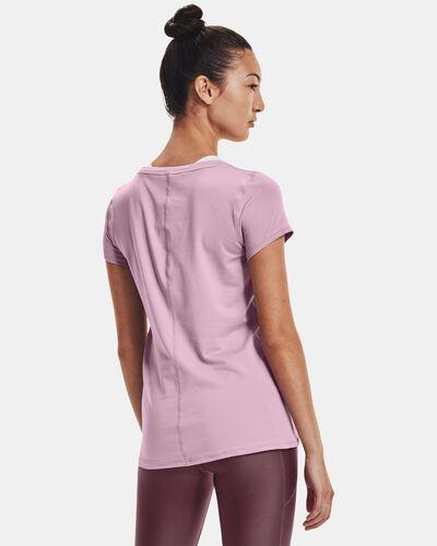 Women's HeatGear® Armour Short Sleeve