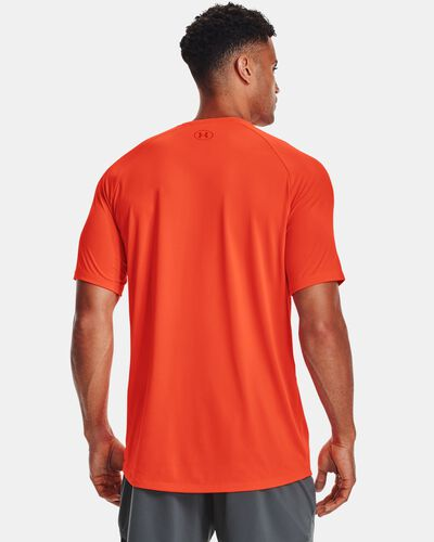 Men's UA Tech™ 2.0 Lockertag Short Sleeve