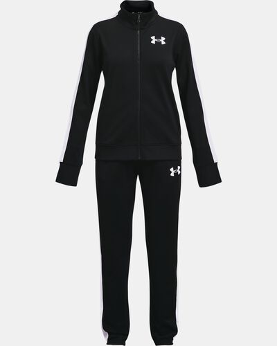 Girls' UA Knit Track Suit