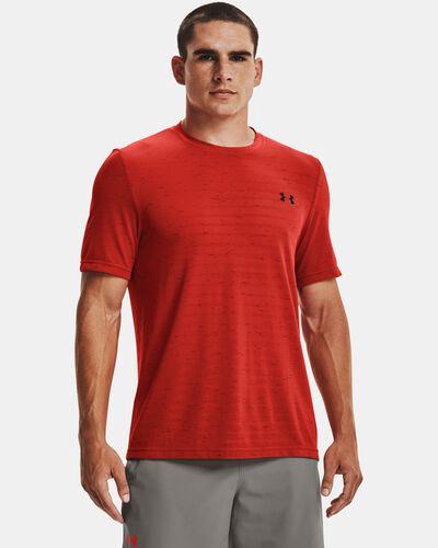 Men's UA Seamless Fade Short Sleeve