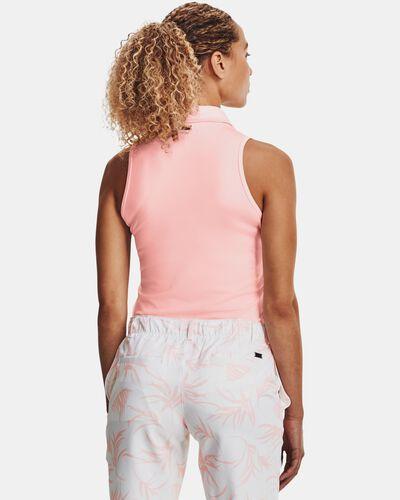 Women's UA Zinger Sleeveless Polo