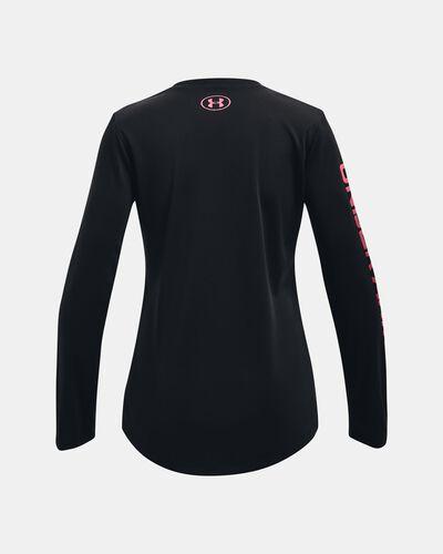 Girls' UA Tech™ Big Logo Long Sleeve