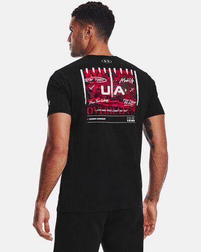 Men's UA Football Overrated T-Shirt