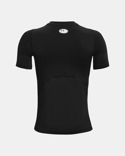 Boys' HeatGear® Armour Short Sleeve