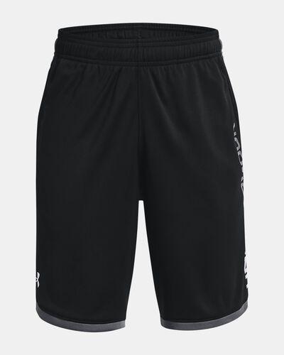 Boys' UA Stunt 3.0 Shorts